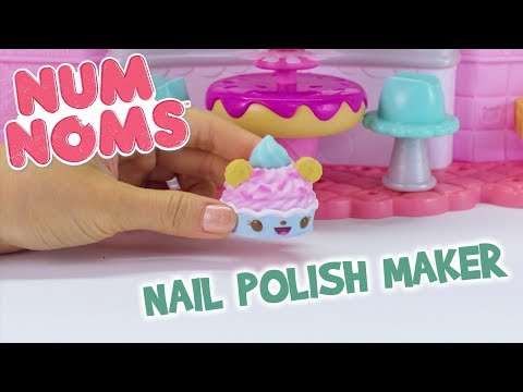 Nail Polish Maker | Num Noms | Official Playisode