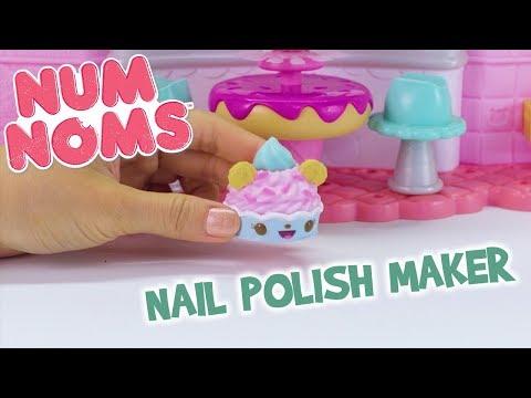 Nail Polish Maker | Num Noms | Official Playisode