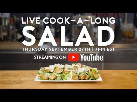 Salads | Basics with Babish Live