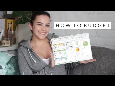 How To Budget And Save Money As Student Or Young