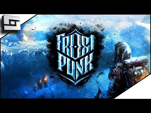 STEAMPUNK COLONY SURVIVAL! Frostpunk Gameplay Preview