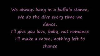 Buffalo Stance - Neneh Cherry lyrics