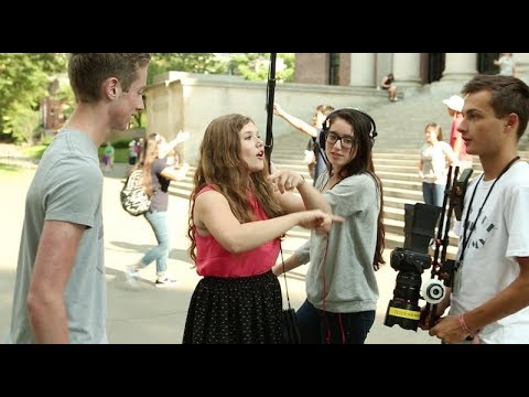High School Summer Camps at New York Film Academy