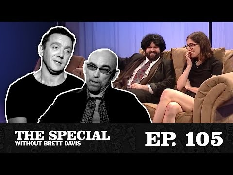 """The Special Ep. 105: """"Yakov"""" with Peter Serafinowicz, Jackie Earle Haley, Beechwood & more!"""