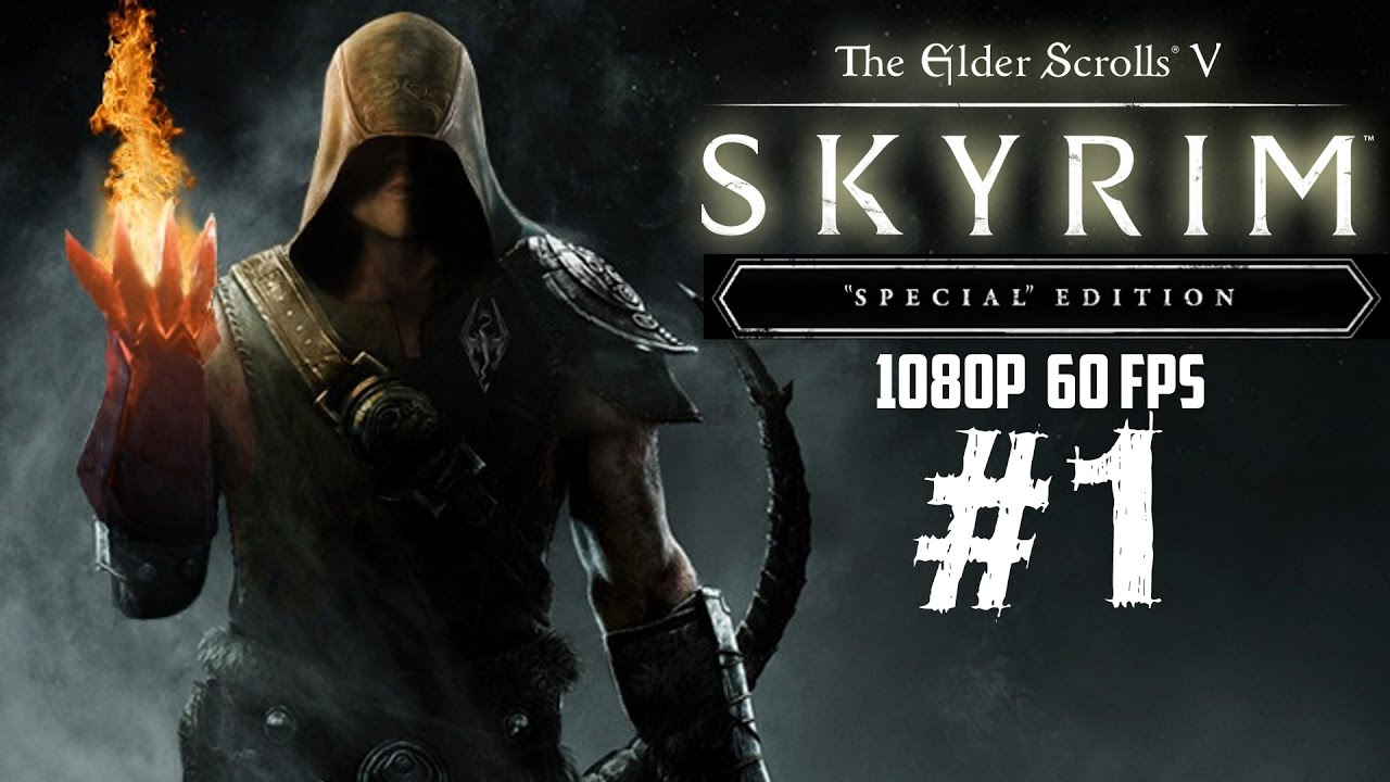 skyrim v special edition gameplay