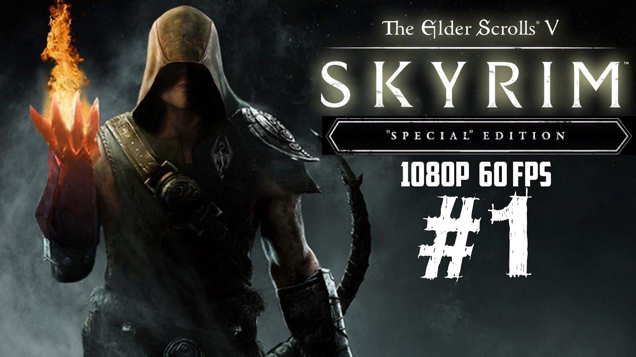 1080P 60 Fps Porn skyrim special edition gameplay walkthrough part 1 pc 1080p