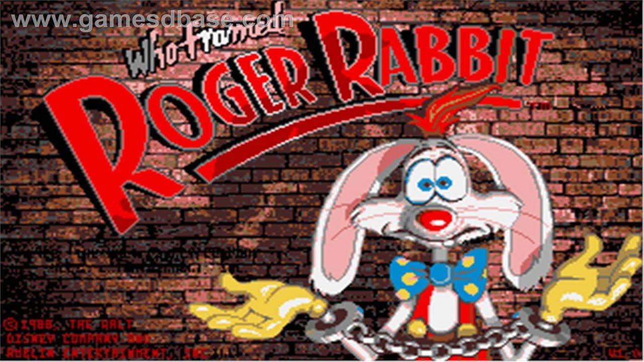 who framed roger rabbit reboot? - YouTube