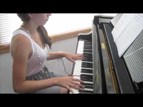 The Office Theme Song - Piano Cover