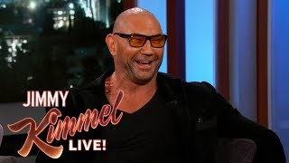Download Kumail Nanjiani Surprises Dave Bautista Mp3 and Videos