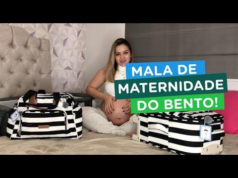 MALA DE MATERNIDADE DO BEBE - Por Tali Ramos