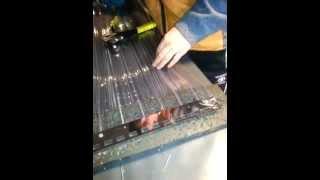 видео завесы из пвх лент