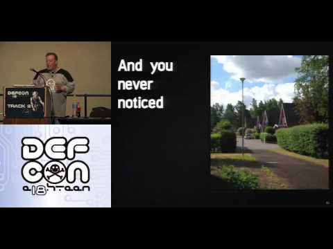 DEF CON 18 - James Arlen - SCADA and ICS for Security Experts: How to Avoid Cyberdouchery