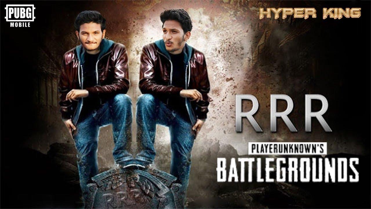 PUBG MOBILE Live Hyper King Telugu Gamer live stream #hyperkingtelugugamer #438