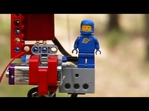 How To Make a Lego Man Fly