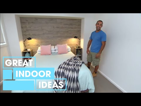 Adam Dovile How To Build A Diy Timber Feature Wall Youtube