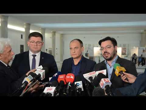 Rzymkowski: To już nie jest Sejm, to jest Kneset!