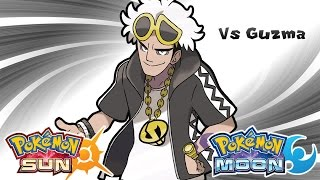Repeat youtube video Pokemon Sun & Moon -  Team Skull Leader Guzma Battle Music (HQ)