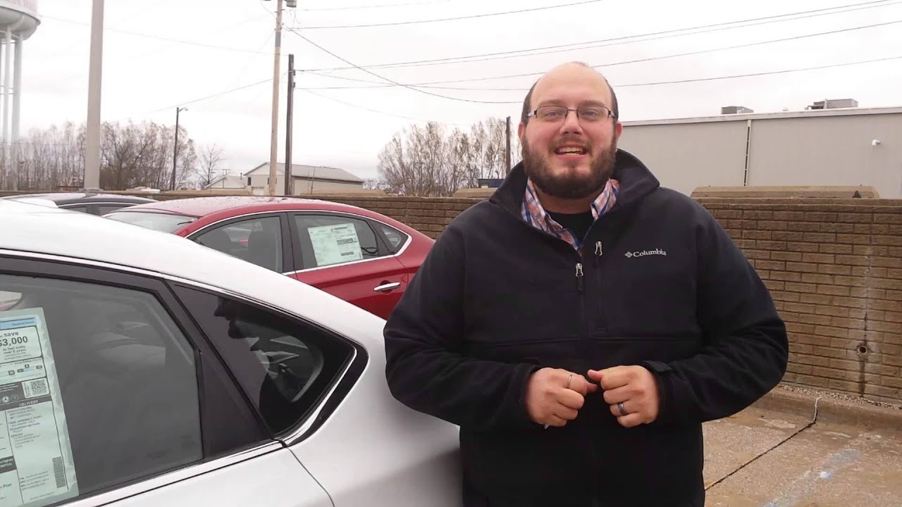 your new 2015 nissan sentra at lujack nissan in davenport iowa youtube youtube