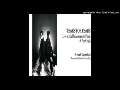 Tears For Fears  Watch Me Bleed  Remastered