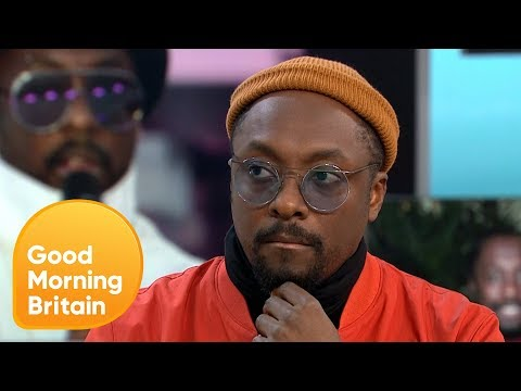 will.i.am Finds Kanye West's Comments About Slavery Harmful | Good Morning Britain