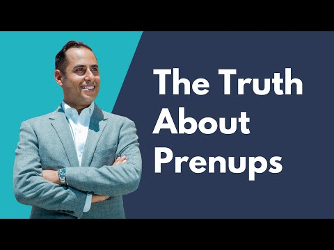 The Truth About Prenups