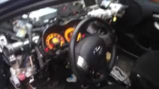 Обучаем иммобилайзер под новый блок управления двигателем