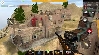 Bullet Strike - Sniper Games - Free Shooting PvP Android Gameplay #2
