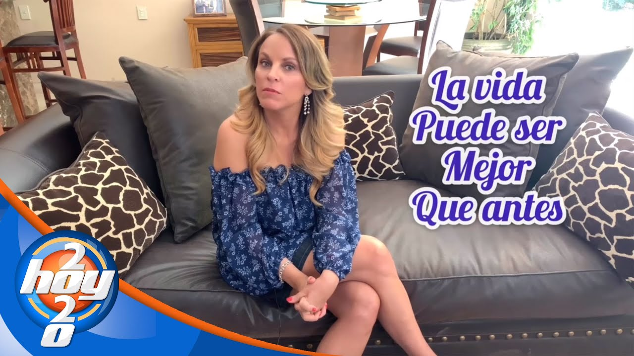 Controla tus emociones ante la incertidumbre | María Amelia Aguilar | Hoy