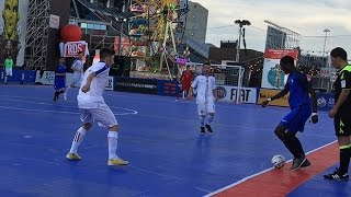 Futsal U21, Italie-France : 5-8 et 4-5, les buts !