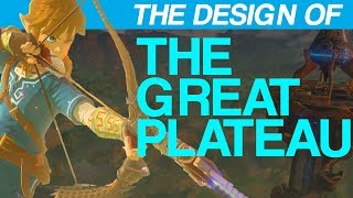 The Design of Breath of the Wild's Great Plateau // HeavyEyed