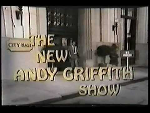 NEW ANDY GRIFFITH   credits with sponsor
