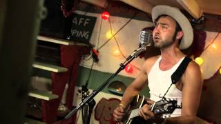 Shakey Graves - Christopher Columbus (Live @Pickathon 2013)