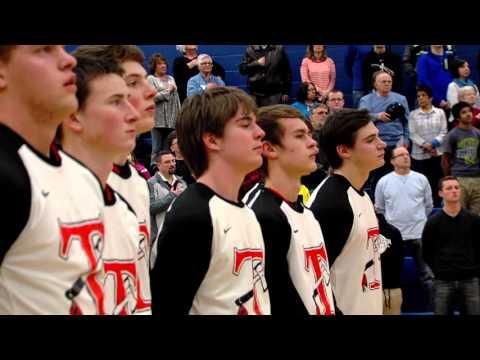 Tecumseh Indians vs Adrian Maples (2016 Boys Basketball)
