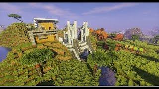 【Minecraft】1時間建築【棒読み】 thumbnail