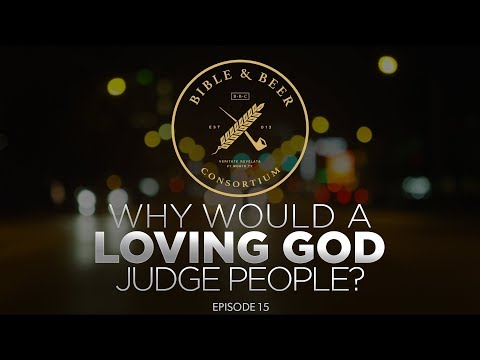 Why Would A Loving God Judge People? //  Dr. Jo Vitale, RZIM
