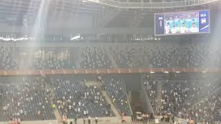 המנון ישראל במשחק ישראל מול סקוטלנד