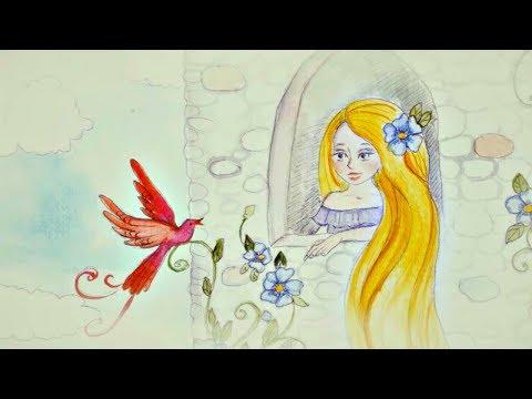 Бабушкины сказки -  Златовласка | Мультфильмы для малышей - Видео онлайн