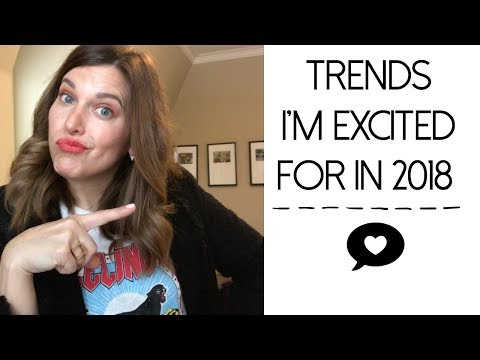 Top Fashion Trends I'm Excited About