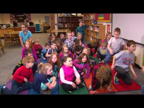 StoryTime - March 2018 - Chicora Elementary - Irish Stories