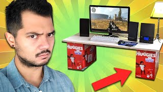 Gaming setups that shouldn't exist #ROAST