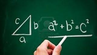 Teorema de Pitagoras  - Explicación