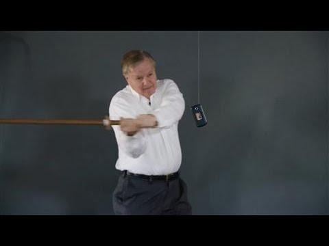 Sen. Lindsey Graham: How to Smash a Cellphone