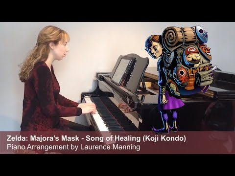 Song of Healing - Zelda: Majora