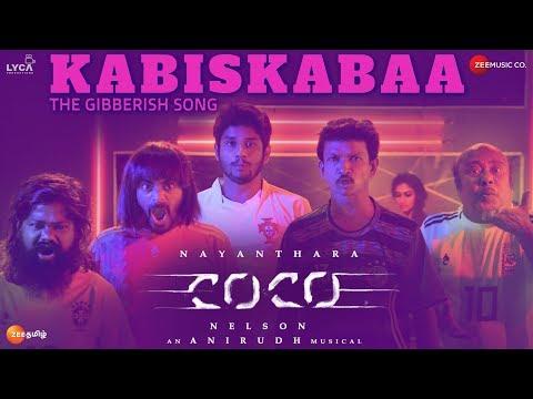 Kolamaavu Kokila (CoCo) - Kabiskabaa CoCo - Song Promo Video | Nayanthara | Anirudh Ravichander