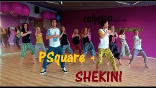 PSquare- Shekini | Zumba Fitness choreography by Moez Saidi & Zizo