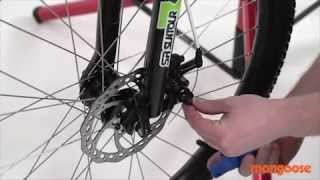 Mongoose Assembly Guide - Disc Brake