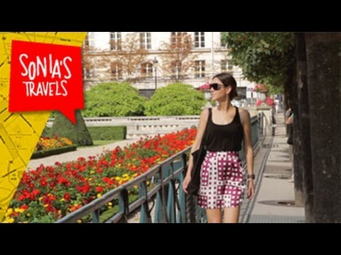 Travel Paris: Luxembourg Gardens