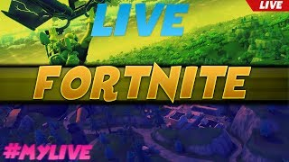 Fortnite Wanna be pro ! | LIVE |