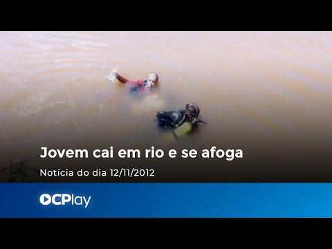 Afogamento Guaramirim - OCP Online