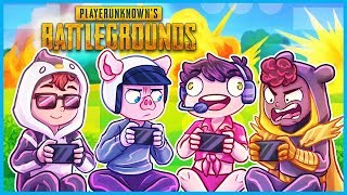 The MOBILE GAMING GODS are BACK in Playerunknown's Battlegrounds! (PUBG Mobile Funny Moments)